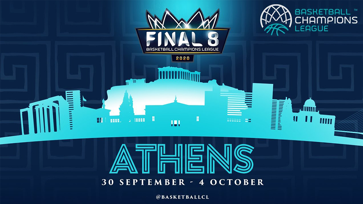 La Basketball Champions League confirma los duelos de la Final a Ocho 2
